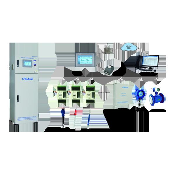 卫生型管网水质分析仪