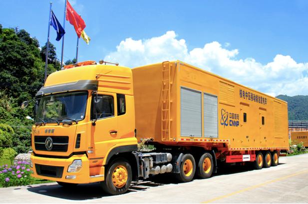 海德馨装备之家车型之大容量应急发电车