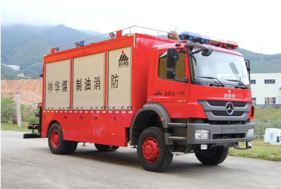海德馨装备之家车型之多功能集成救援装备工具车