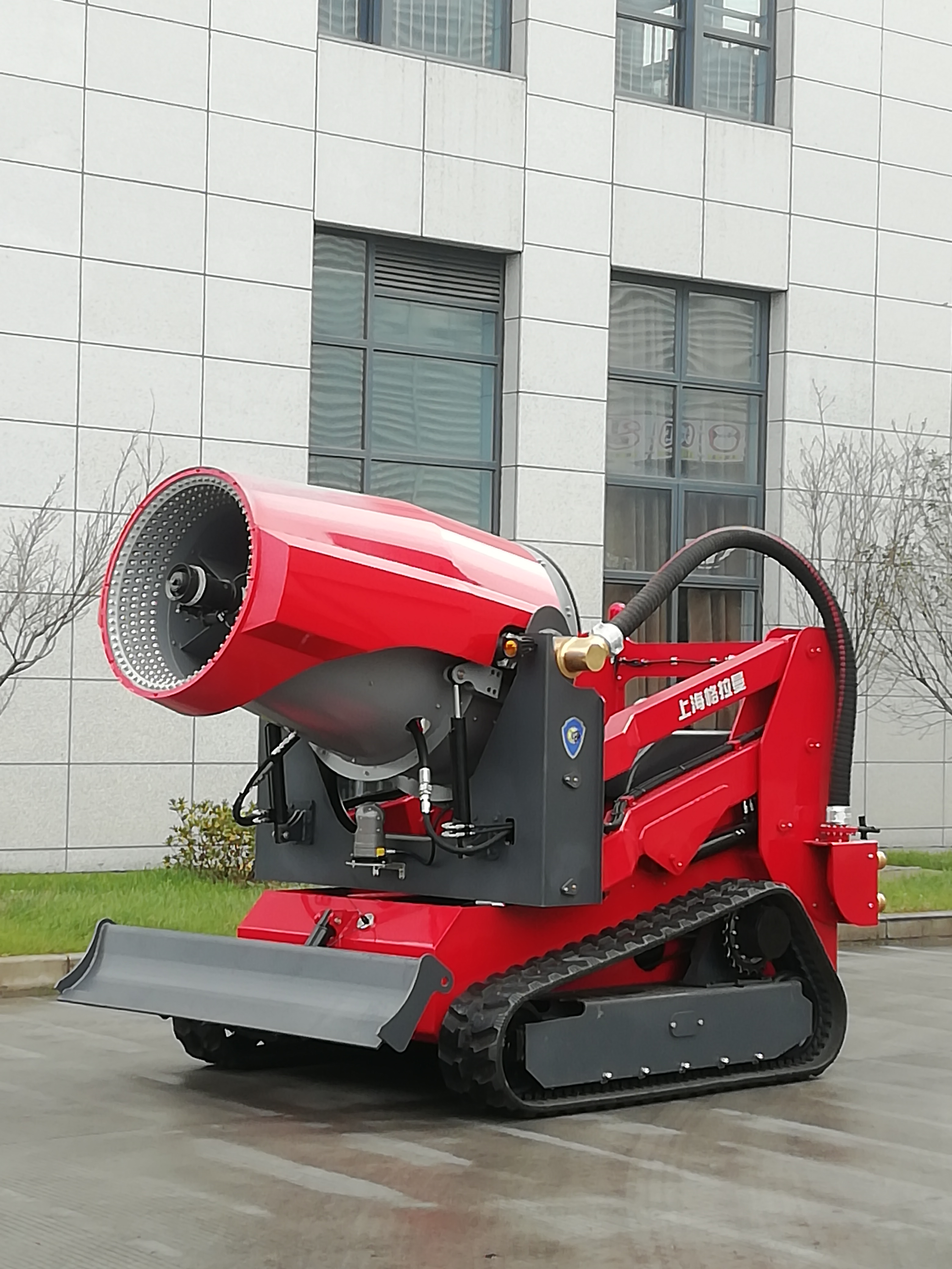 应急科普馆:消防机器人的主要种类
