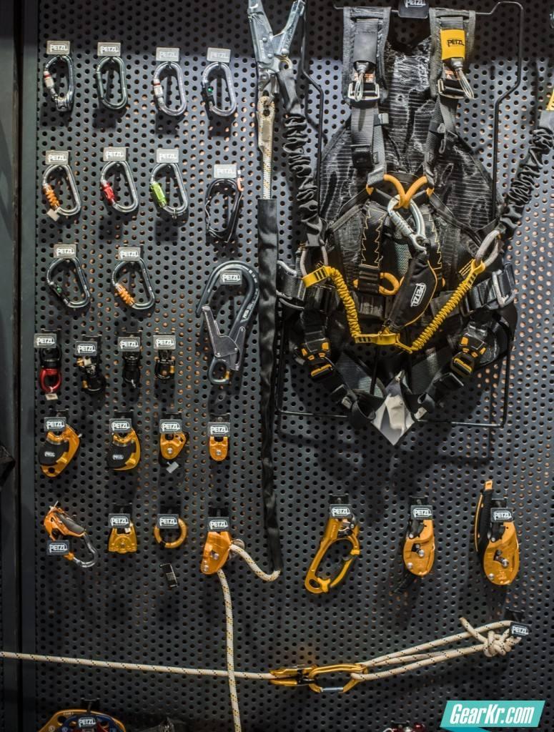 高空救援装备