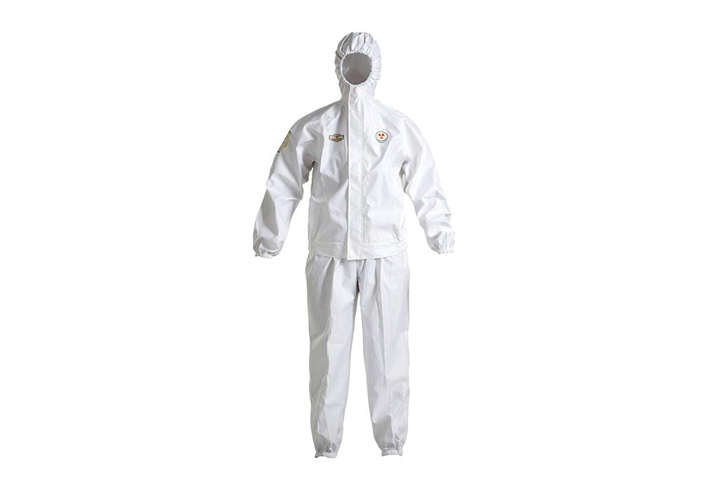 核沾染防护服