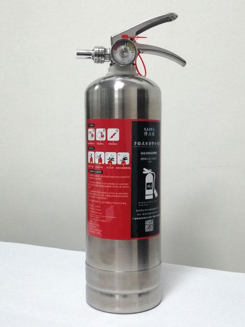 消防科普--六大火灾类型