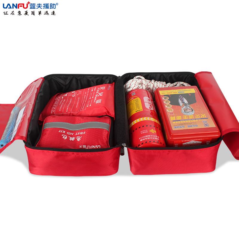 蓝夫应急包LF-12101消防工具包高楼逃生包