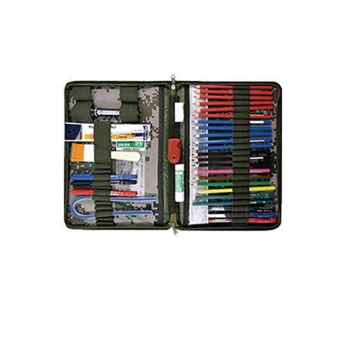 首力战神 标图工具包 新款迷彩手提标图作业包WJ地图测绘包标图工具笔袋包 标图工具空包