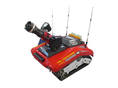 RxBM80D型灭火机器人