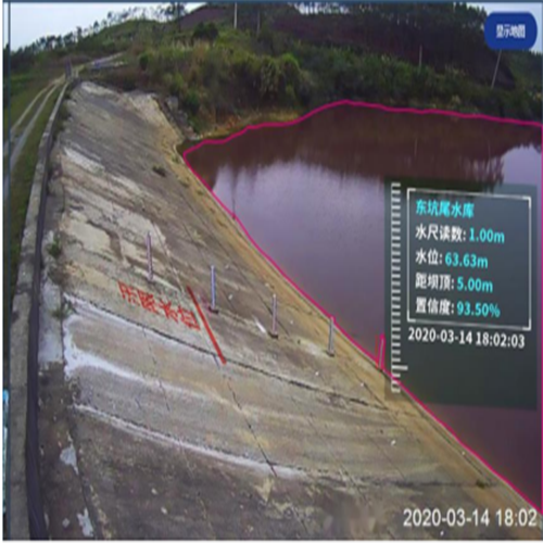 水库/河流防汛智能图像识别预警产品