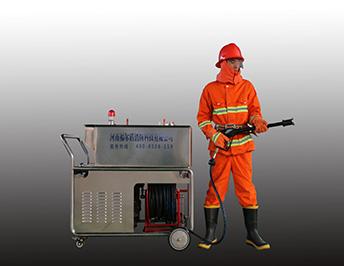 推车式细水雾灭火装置(电动式)