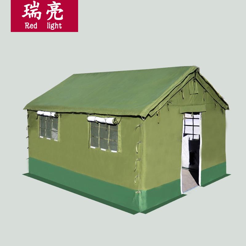 瑞亮专业生产工地专用帐篷