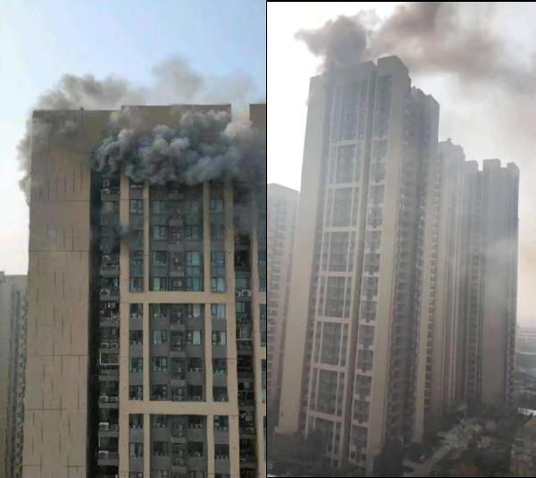 高层建筑失火,如何能快速逃生?