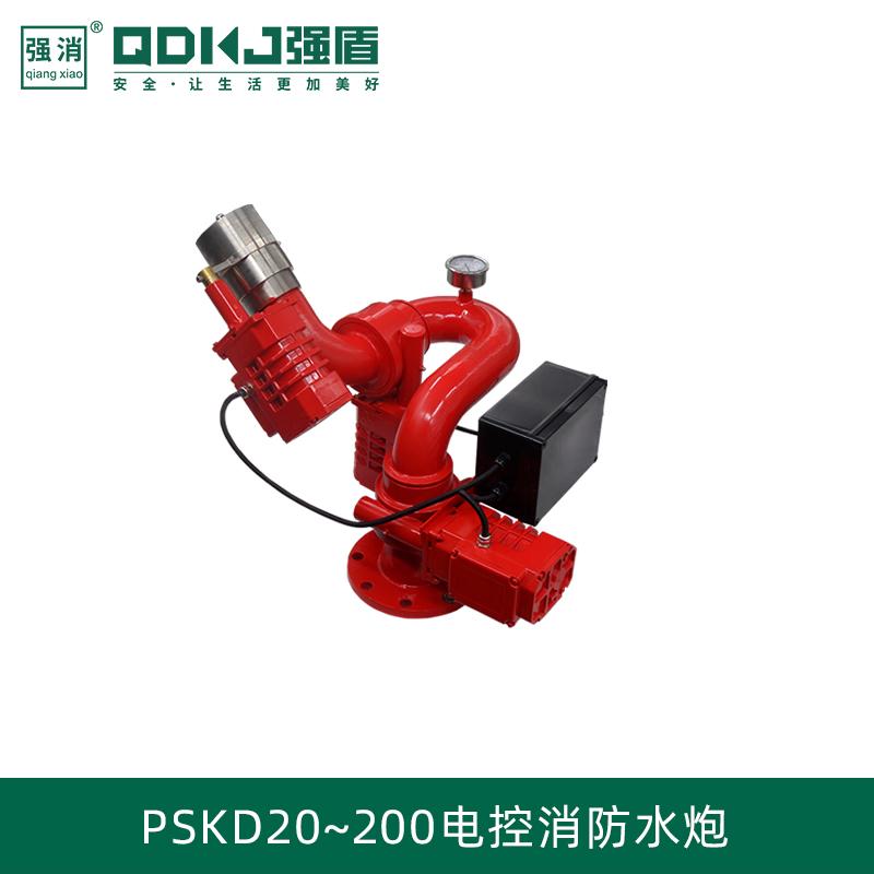 电动消防水炮的安装保养过程维护