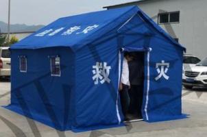 救灾帐篷使用场景介绍