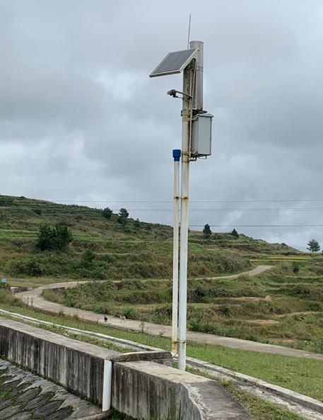 易云太阳能监控在水利防汛监测中的应用