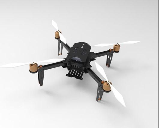 什么是无人机编队飞行?