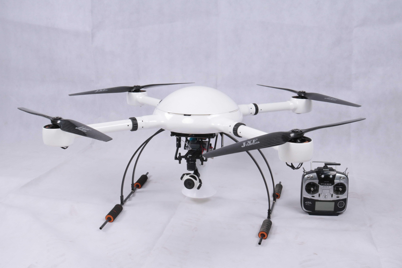 白猫-保卫者警用无人机-平台型号:FS-4MP-z7