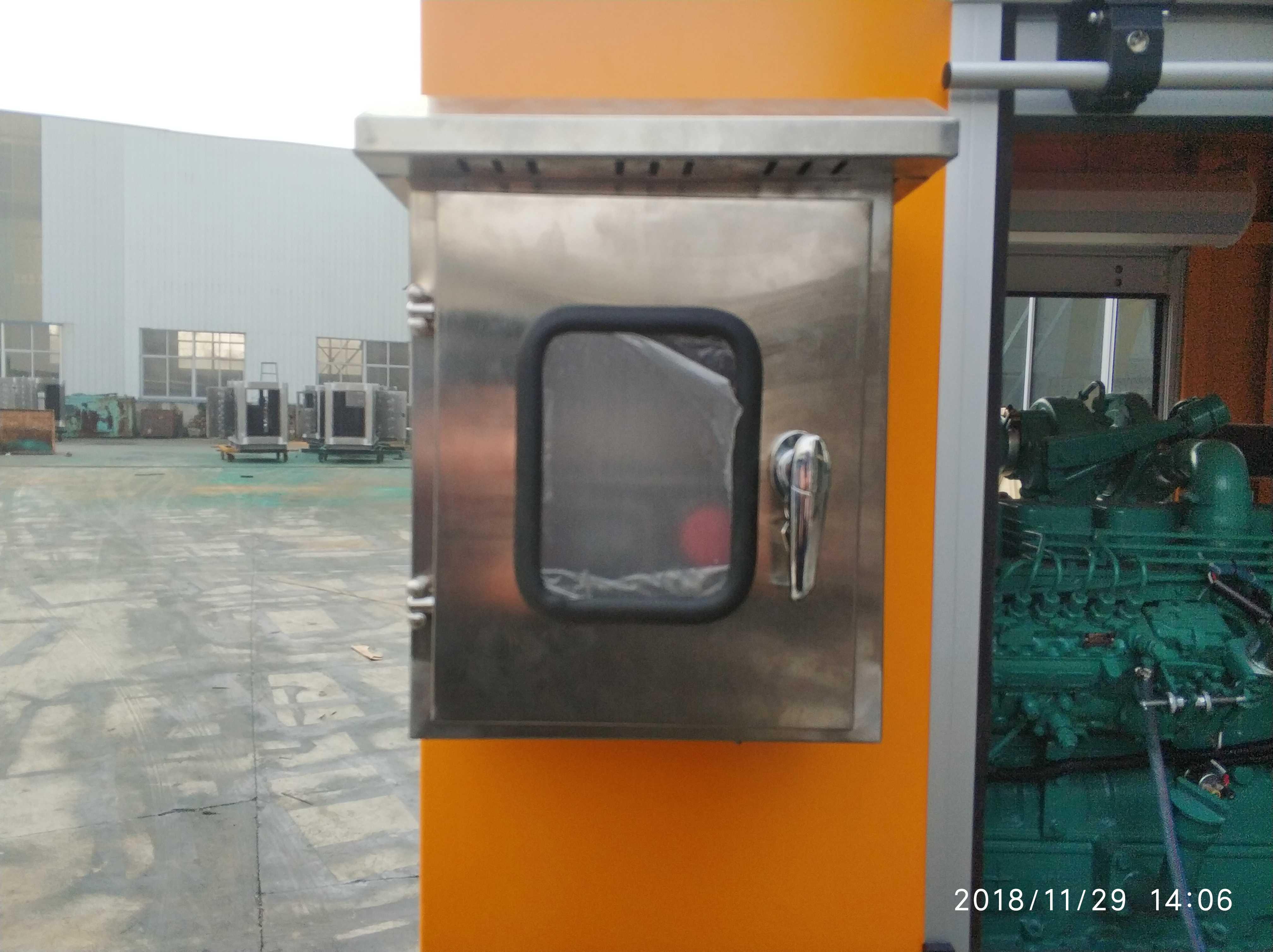 柴油机应急抢险移动排水泵车