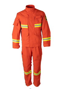 消防服种类有哪些?