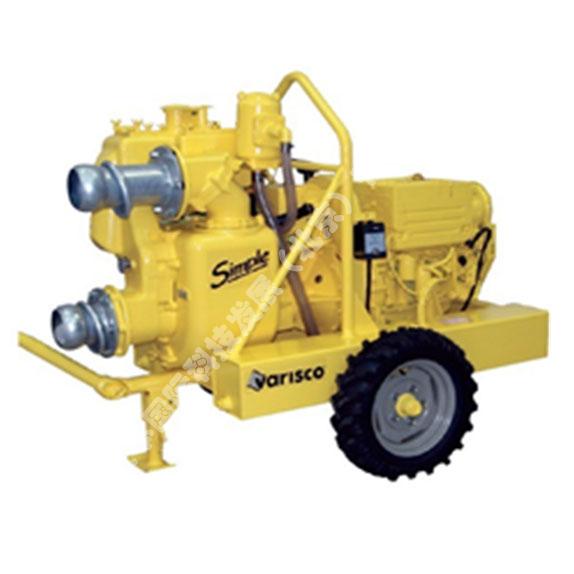 瓦瑞斯科—真空辅助移动泵