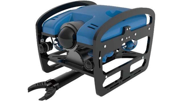 一文看懂水下机器人的发展及应用