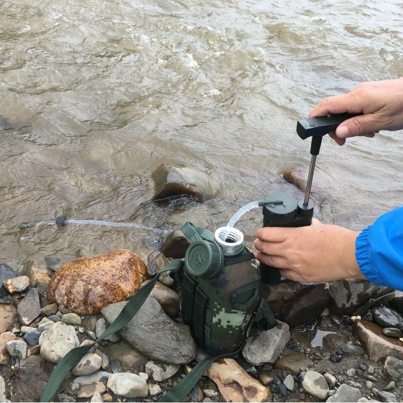 行者净水器PF111B(Explorer Water Filter)
