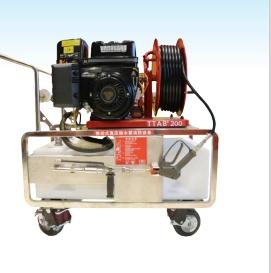 移动式高压细水雾车TAB2000
