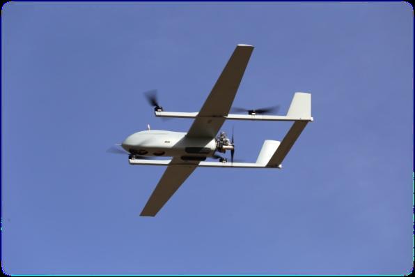 垂直起降无人机系统-LQ-218A/B