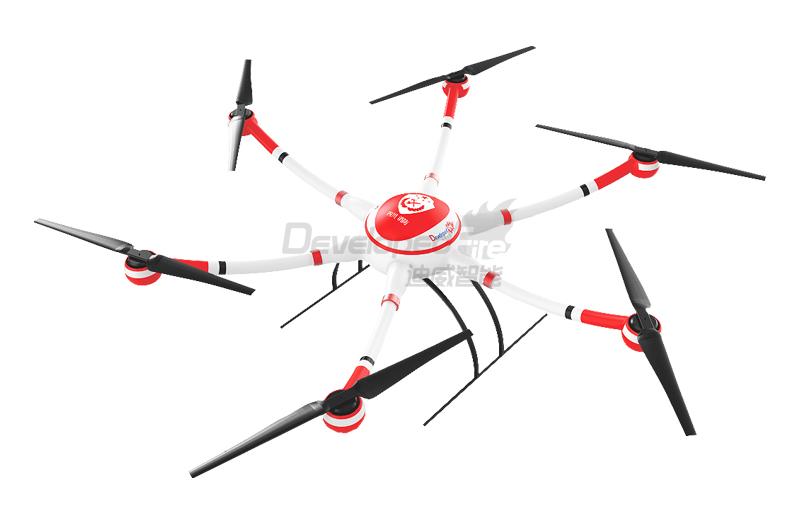 迪威弗无人机系列之多旋翼无人机