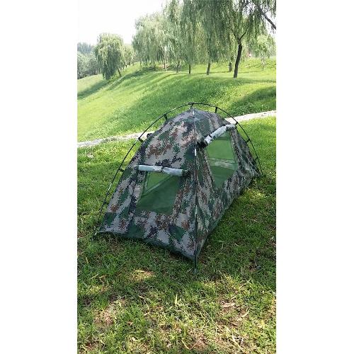 雨衣式单兵帐篷