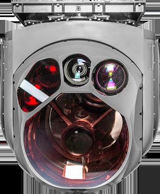 球形光电吊舱系列TS80